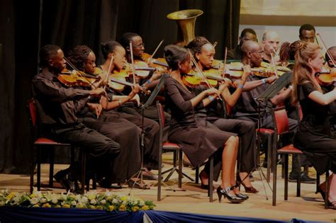 Classical Music In Cameroon