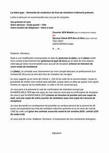 Contestation Fourriere Remboursement : exemple de lettre pour remboursement frais bancaire contrat de travail 2018 ~ Gottalentnigeria.com Avis de Voitures
