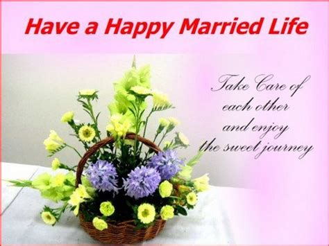 60 Marriage Wishes And Messages