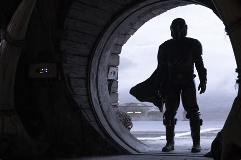 The Mandalorian — Logo, First-Look Photos of Live-Action ...