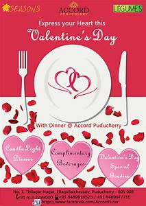 Valentine's Day Special Candle Light Dinner ...