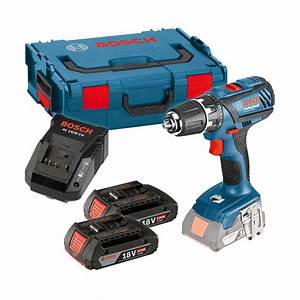 Bosch Gsr 18 2 Li : bosch gsr 18 2 li plus drill driver inc 2x 2 0ah batts in ~ Dailycaller-alerts.com Idées de Décoration