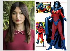 Gemma Chan joins Captain Marvel cast as MinnErva Nerd