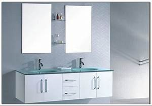 Vasque En Verre : double vasque t garcia plomberie chauffage ~ Premium-room.com Idées de Décoration
