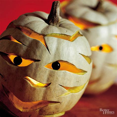mummy pumpkin 31 cool pumpkin carving ideas you should try this fall