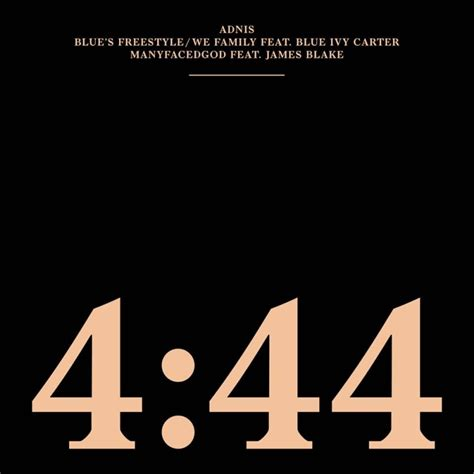 jay bonus 444 44 tidal tracks songs album james albums three shares ivy blake stream august freestyle release music recent