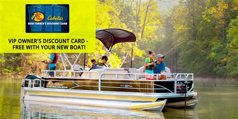 Bass Pro Shops Boat Vip Card by 4nitro Boats Promotions Foothills Marine Morganton