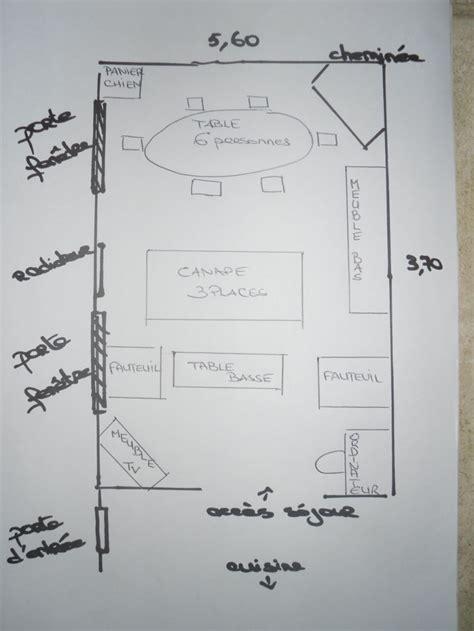 plan salon salle a manger disposition des meubles pour un petit salon salle 224 manger