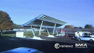 How To Build A Solar Power Carport And Electric Vehicle