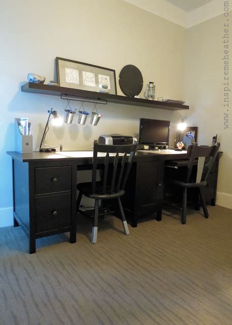 ikea hemnes double desk hack ikea hemnes desk double