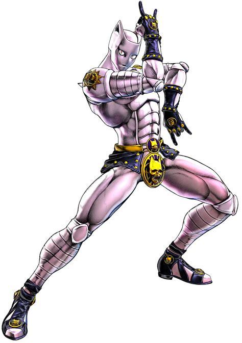 This is the stand of jojo part4 final boss killer queen! Jojo's Bizarre Adventure: All-Star Battle - Official ...