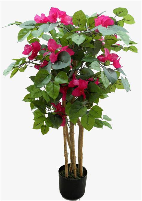 bougainvillea überwintern im wohnzimmer bougainvillea 90cm da k 252 nstlicher baum kunstbaum kunstpflanzen dekobaum ebay