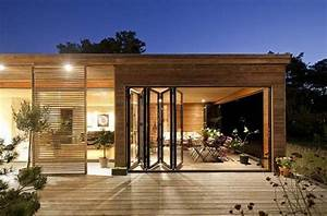 Maison Bois Contemporaine : maison contemporaine en bois plan ~ Preciouscoupons.com Idées de Décoration