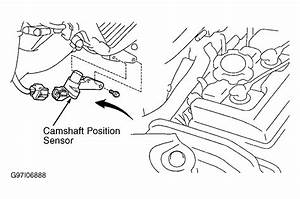 1998 Toyota Rav4 Can U0026 39 T Find Cam Position Sensor Please Help