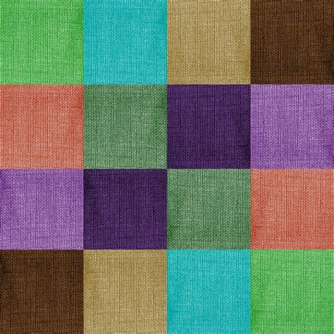 illustration colorful fabric design geometric