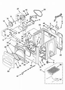 Cabinet Parts Diagram  U0026 Parts List For Model 11078082701
