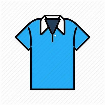 Icon Polo Shirt Clothing Icons Clothes Garment