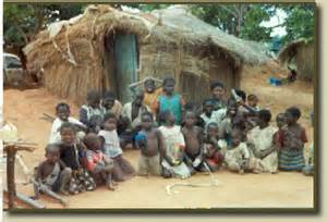 Child Poverty in Africa Living