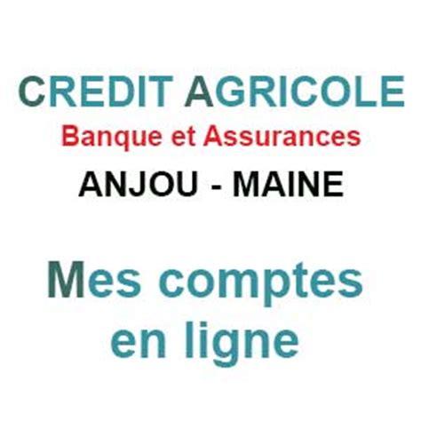 siege social credit agricole ca anjou maine fr compte en ligne crédit agricole