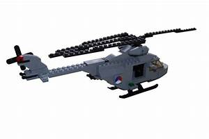 LEGO Leger Helicopter NL EBricks Building At Your