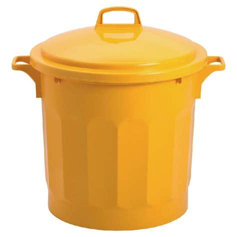 poubelle cuisine jaune poubelle comparez les prix pour professionnels sur
