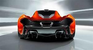 McLaren P1 Heading The Hypercar Hierarchy Classic