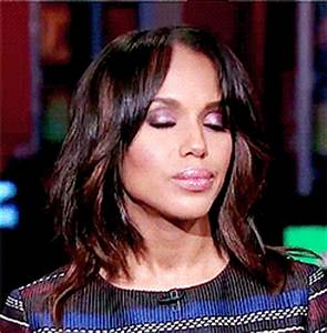 Kerry Washington Sigh GIF - Find & Share on GIPHY
