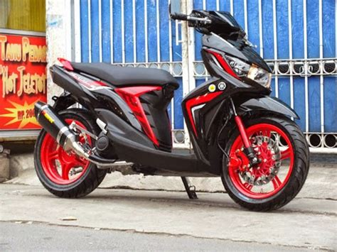 Modifikasi Mio Soul by 13 Modifications Yamaha Mio Soul Gt The Motorcycle