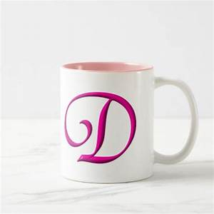 the letter d two tone coffee mug zazzle With coffee mug with letter d