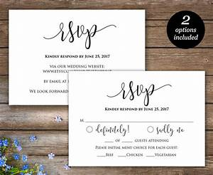 Invitations endearing rsvp wedding cards inspirations for How to send wedding invitations with rsvp
