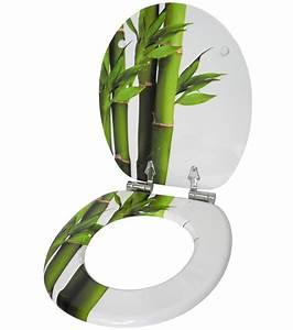 Wc Sitz Holz Mit Absenkautomatik : wc sitz mit absenkautomatik bambus gr n ~ Markanthonyermac.com Haus und Dekorationen