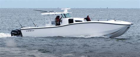 Stepped Hull Fishing Boat by Insetta 45 Center Console Stepped Hull Catamaran With