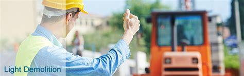 light demolition billericay advanced asbestos contractors