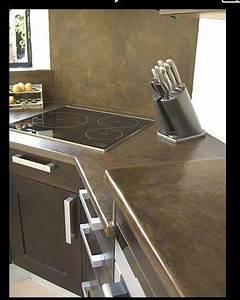 Beton Pour Plan De Travail : comment choisir et poser un plan de travail de cuisine ~ Premium-room.com Idées de Décoration