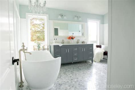 master bathroom reno reveal  anna