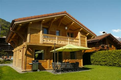 location chalet individuel chalet neuf 10 personnes