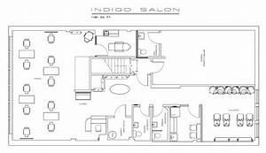 sample floor plan hair salon pinterest beauty salons With hair salon floor plan maker