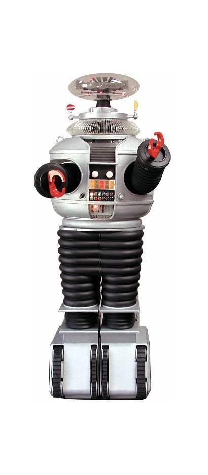 Robot Fred Barton Satan B9 Robots Dr
