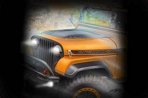 Auto Concept 66 : fca mopar challenger durango jeep cj and pacifica concepts are coming to sema the fast lane car ~ Gottalentnigeria.com Avis de Voitures