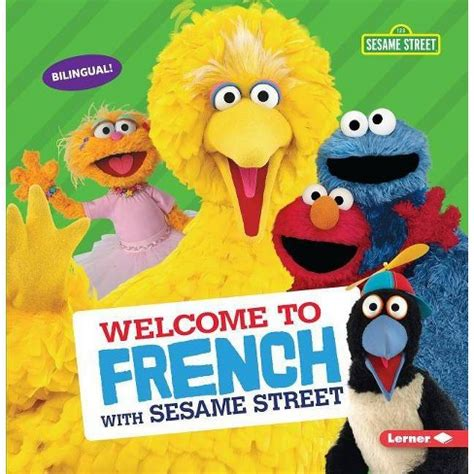Welcome To French With Sesame Street (R) - (Sesame Street ...