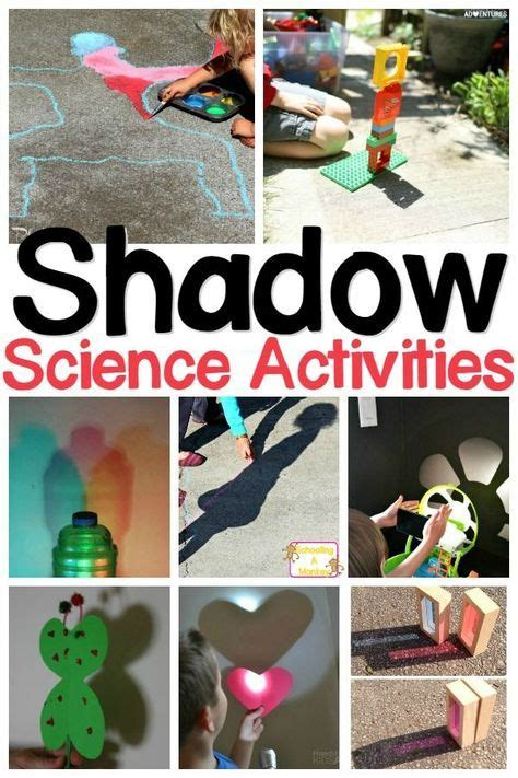 shadow activities on shadow experiments for 634 | 6b7dcff206124949d12b6b78c959eab6