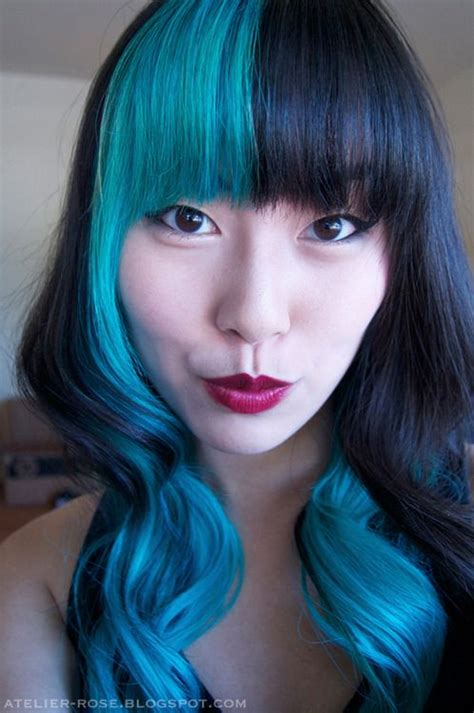 color block hair color block hair on 100 inspiring ideas to