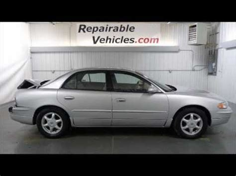 2006 Buick Regal by 2006 Buick Regal Ls V6 4dr Repairable Rebuildable Stock