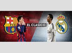 Livescore Latest updates from Real Madrid vs Barcelona El