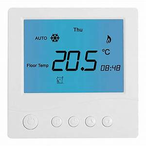 Warm Tiles Thermostat Instruction Manual