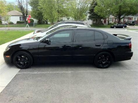 Ut 98 Black/black Gs400 For Sale