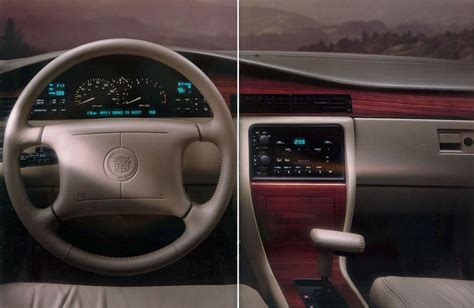 automotive repair manual 2003 cadillac seville interior lighting curbside capsule 1992 97 cadillac seville sts the pursuer