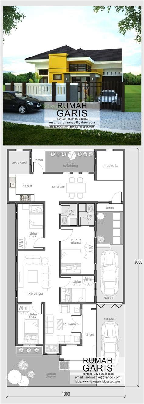 jasa desain rumah tinggal  lantai milik ibu saskiah