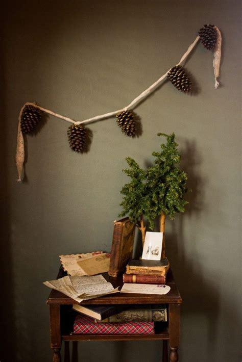 nature inspired christmas decor ideas  lovely home