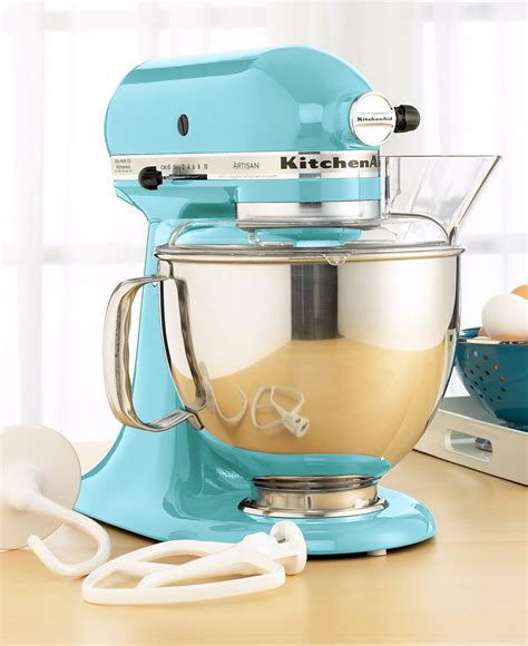 Kitchenaid Mixer Aqua Sky by Appliances Archives Everything Turquoiseeverything Turquoise